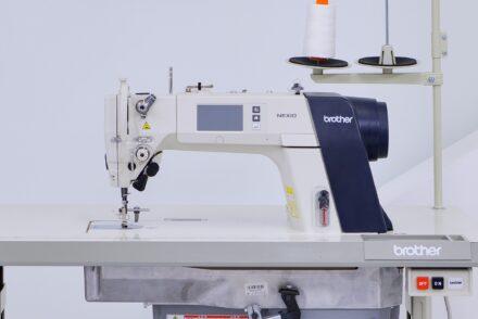 工業用1本針本縫いミシン